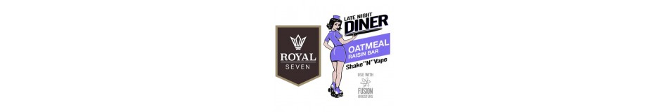 Royal 7 & Late Night Diner