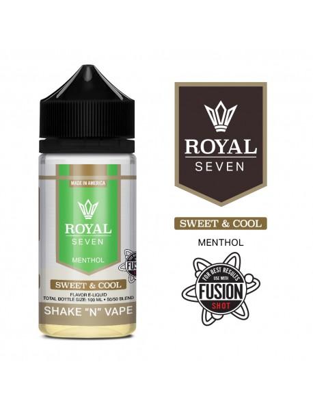 Royal Seven - Sweet & Cool 50ml