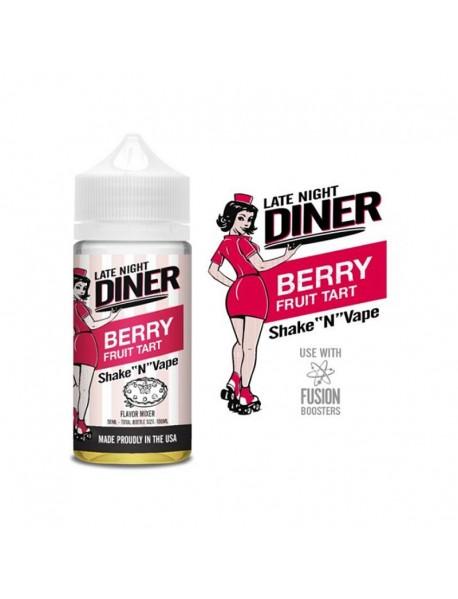 Lichid Late Night Diner - Berry Fruit Tart 50ml