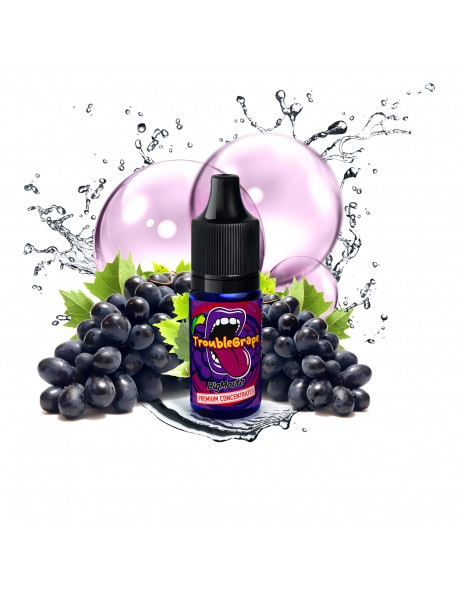 Aroma Bubble Trouble Big Mouth 10ml