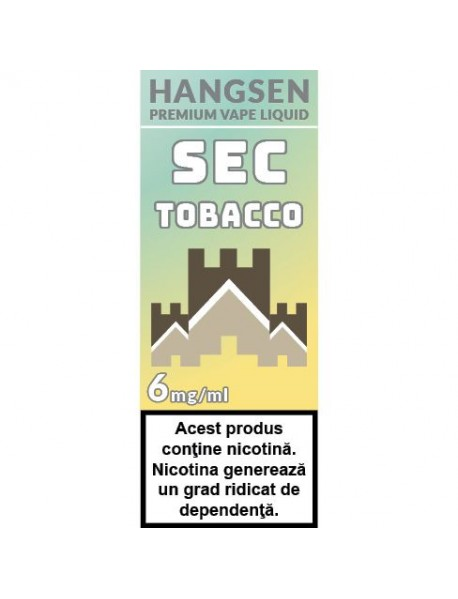 SEC tobacco Hangsen 10ml