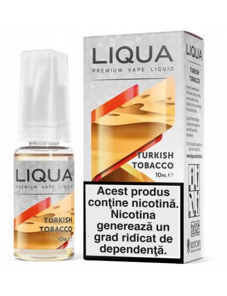 Liqua Turkish Tobacco 10ml