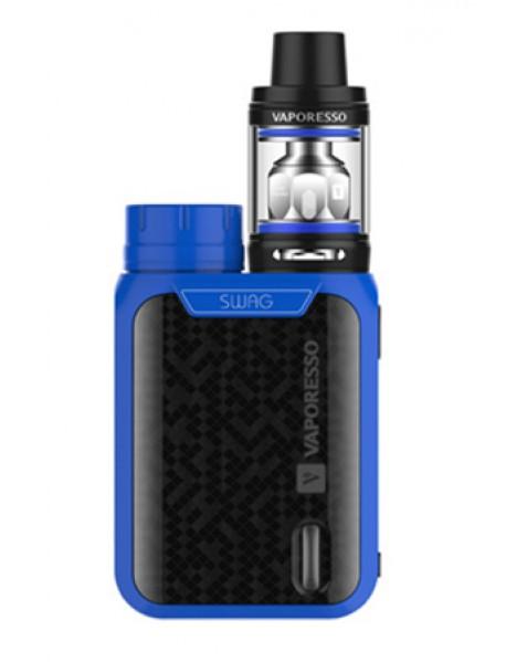 Vaporesso Swag cu  NRG SE, 80W - mod electronic - albastru